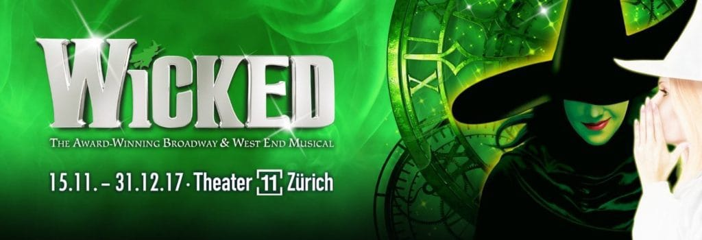 Theatre Production of Wicked in Zurich