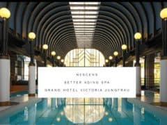 Nescens Better Aging Spa Break Hotel Victoria Jungfrau
