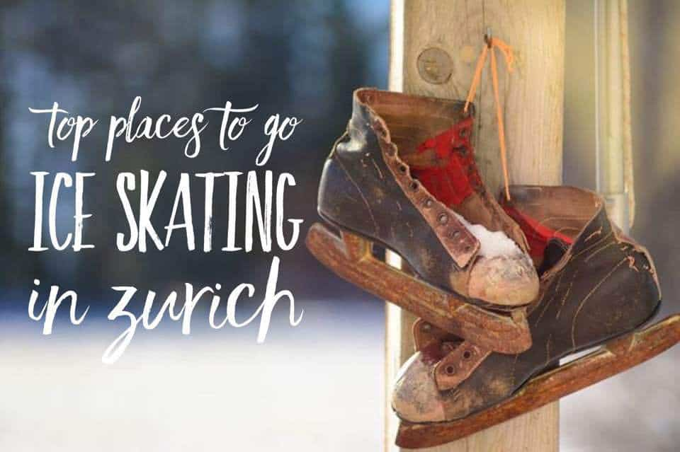 Best Places to go Ice skating in Zurich