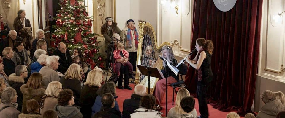 Musical Advent Calendar at the Opera House Zurich