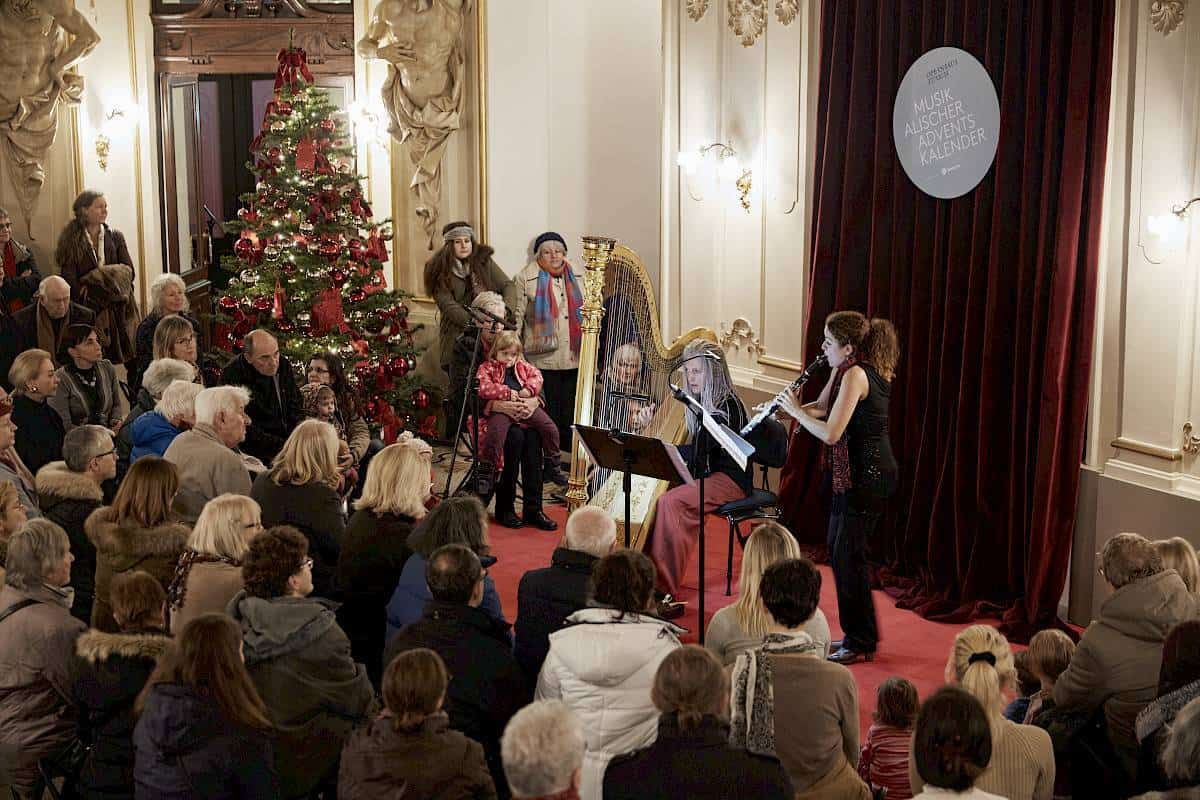 Musical Advent Calendar at the Opera House Zurich