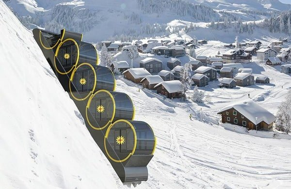 World's Steepest Funicular Opens in Stoos
