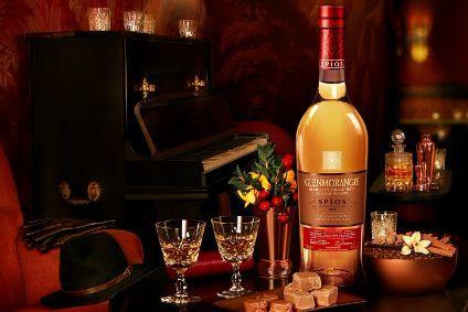 Tasting Glenmorangie Spios Whisky in Zurich