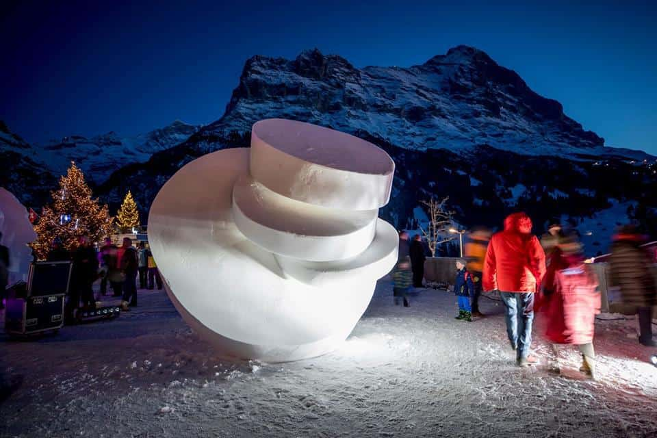 The World Snow Festival Grindelwald