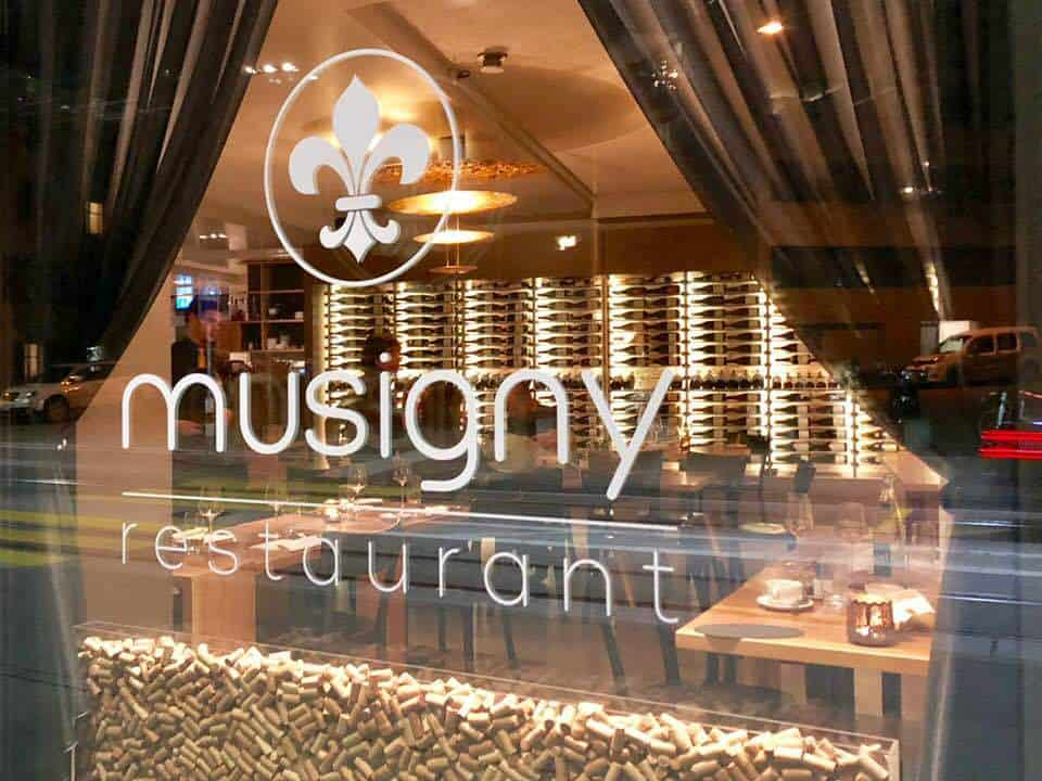 Restaurant Le Musigny Seefeld Zurich