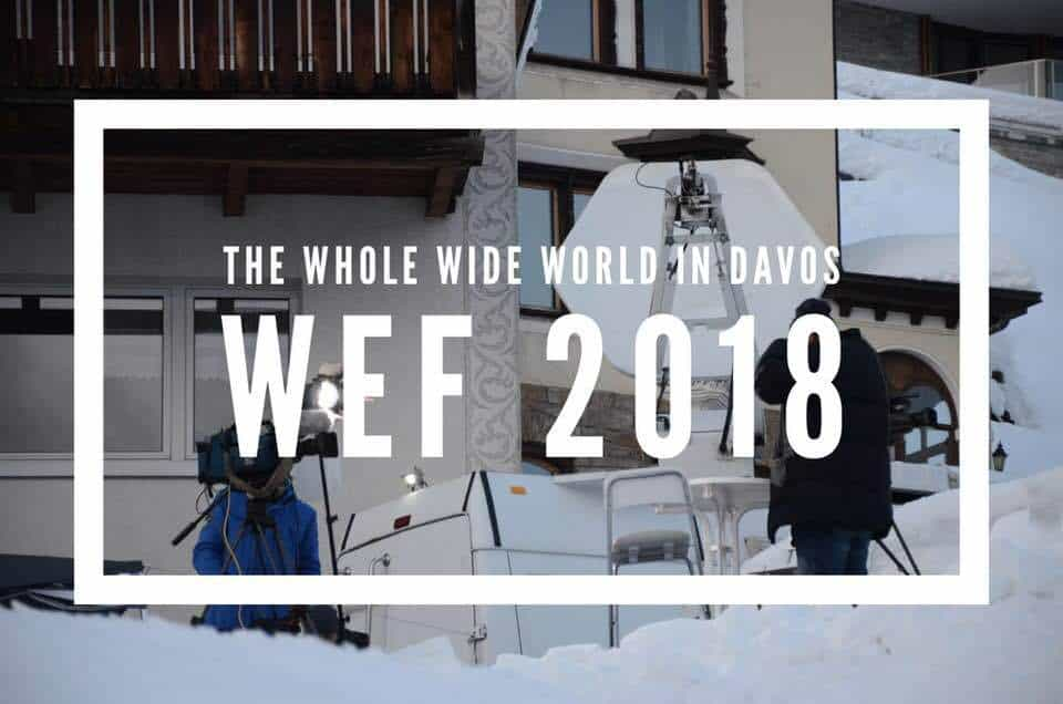 The Whole Wide World in Davos - A Personal View of WEF