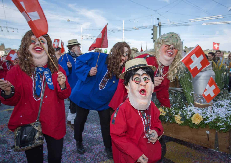 Carneval Switzerland