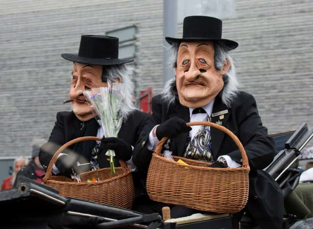 Fasnacht Photos Switzerland