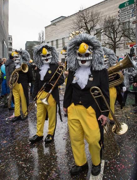 Carnival Switzerland