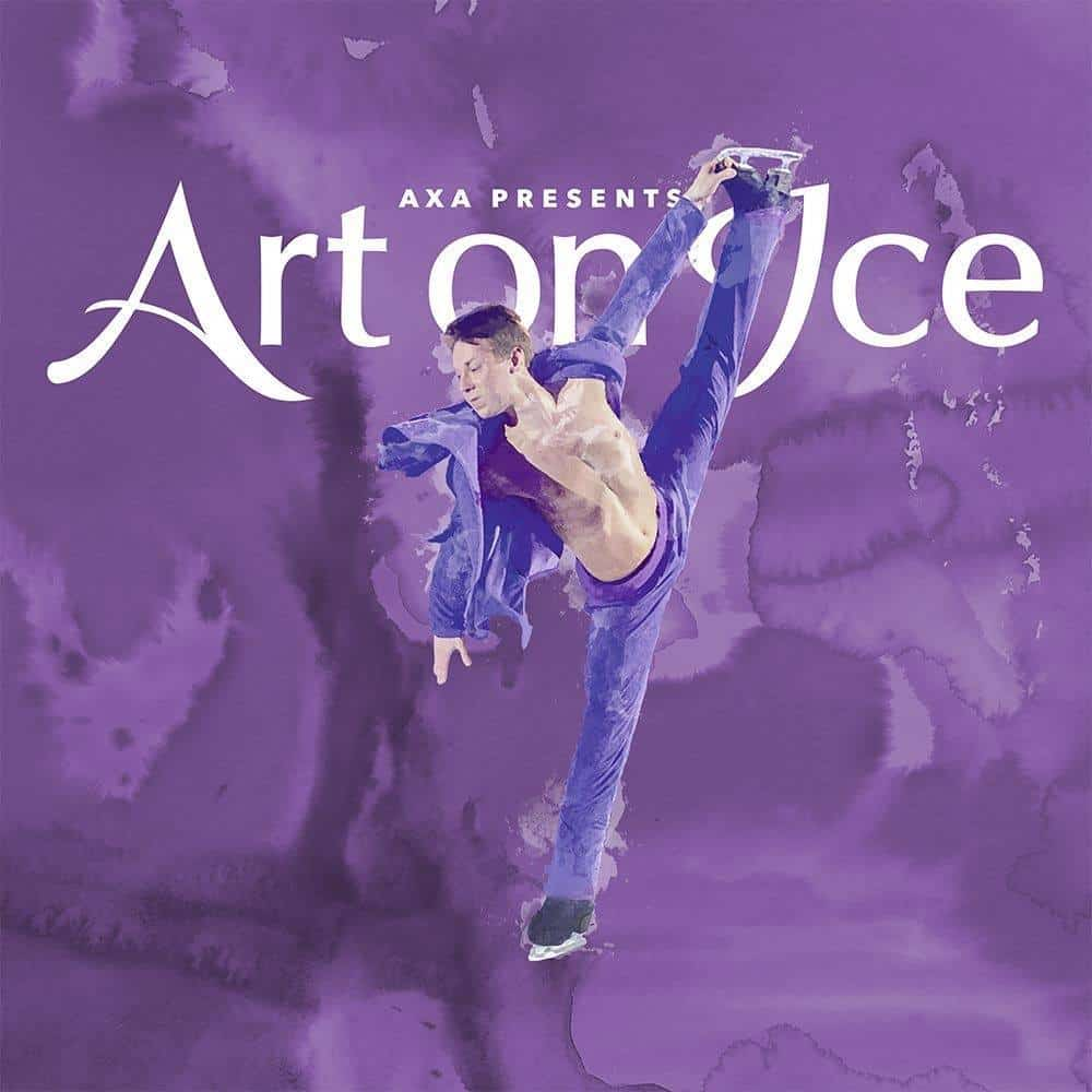 Art On Ice 2018 - Zurich - Lausanne - Davos