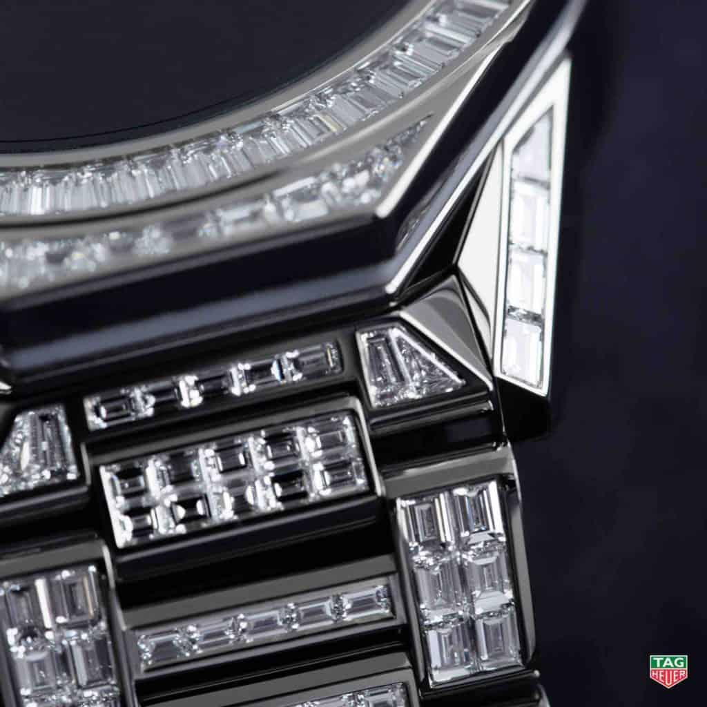TAG Heuer Connected 45 Diamond