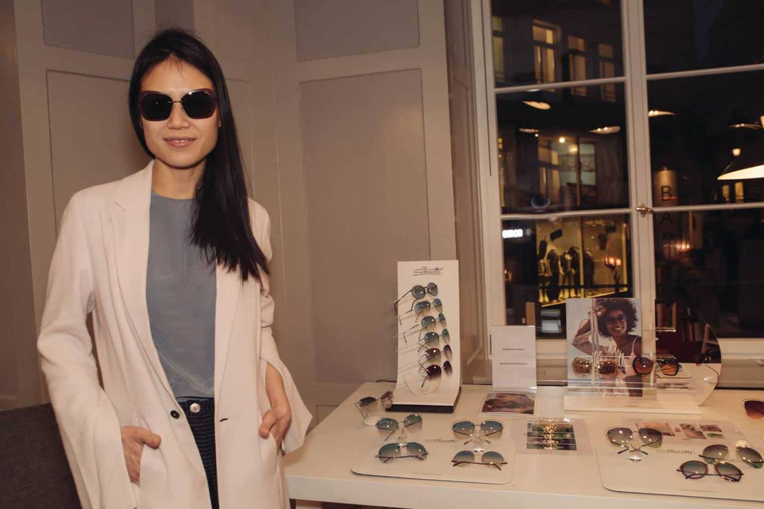 PERRET SCHAAD Sunglass Designs for Silhouette