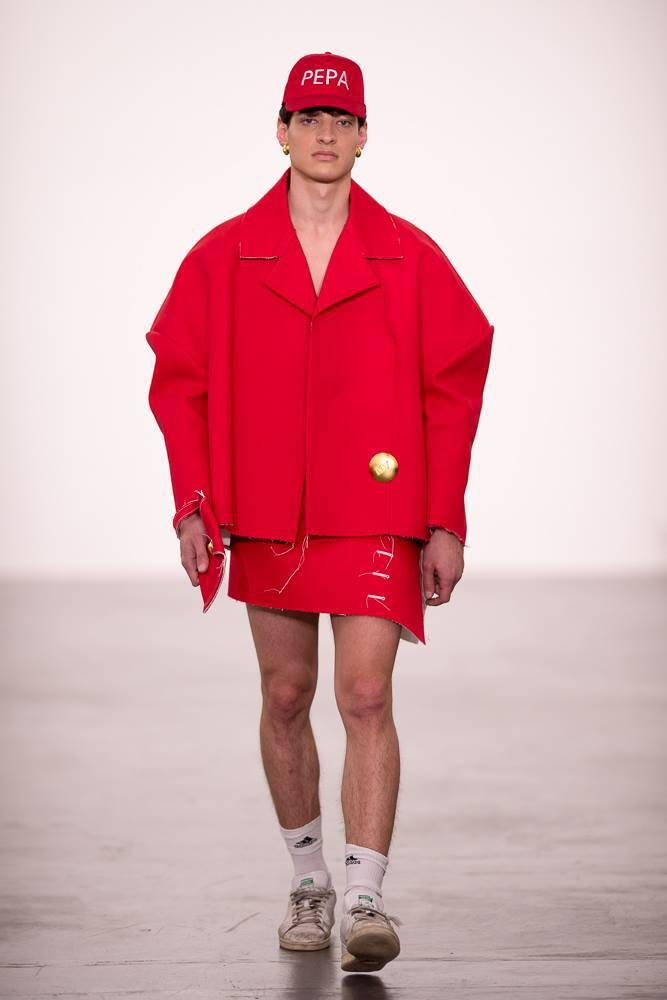 Men's fashion at Mode Suisse