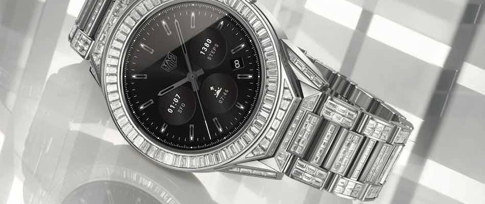 TAG Heuer Connected 41 Diamond model