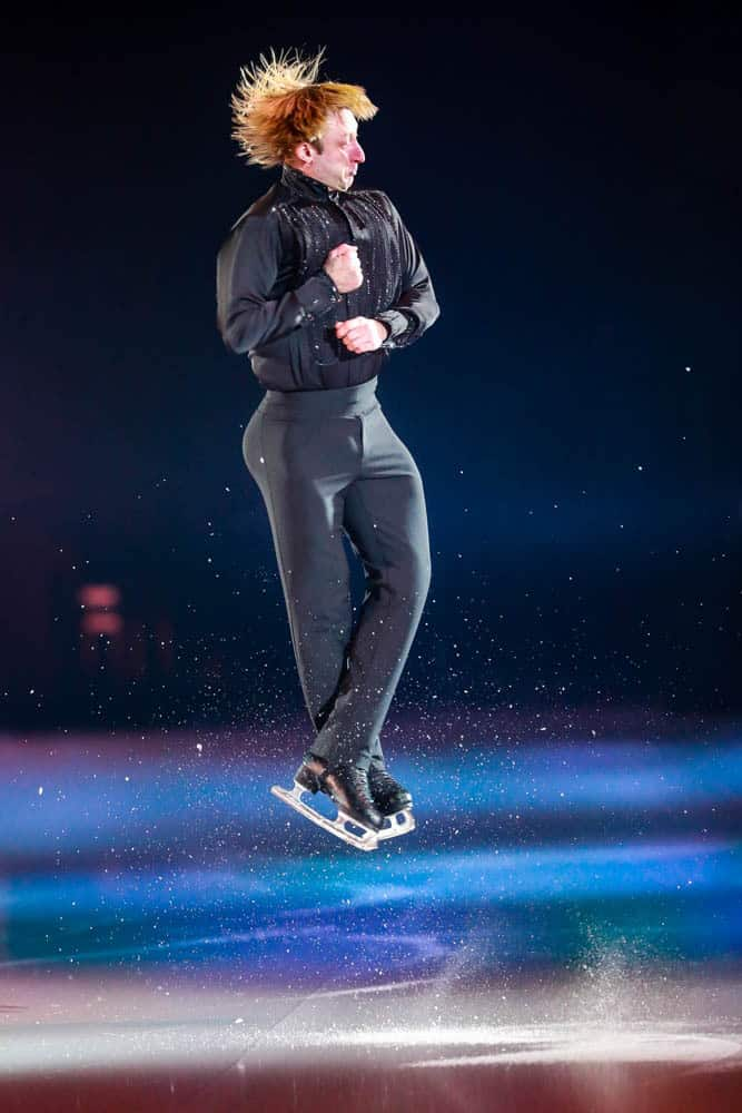 Evgeni Plushenko at Art on Ice