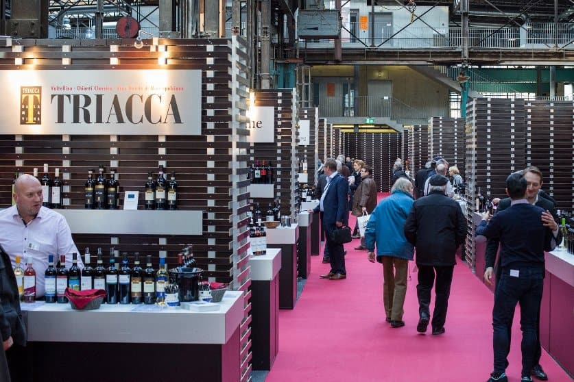 Expovina Primavera 21st - 28th March PULS 5 Zurich