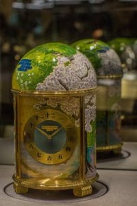 Patek Philippe dome clocks at Basel World 2018