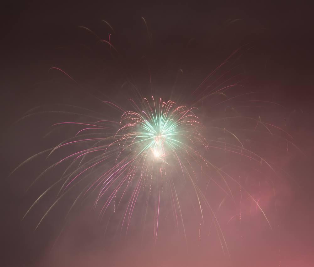 Oensingen Fireworks 2018