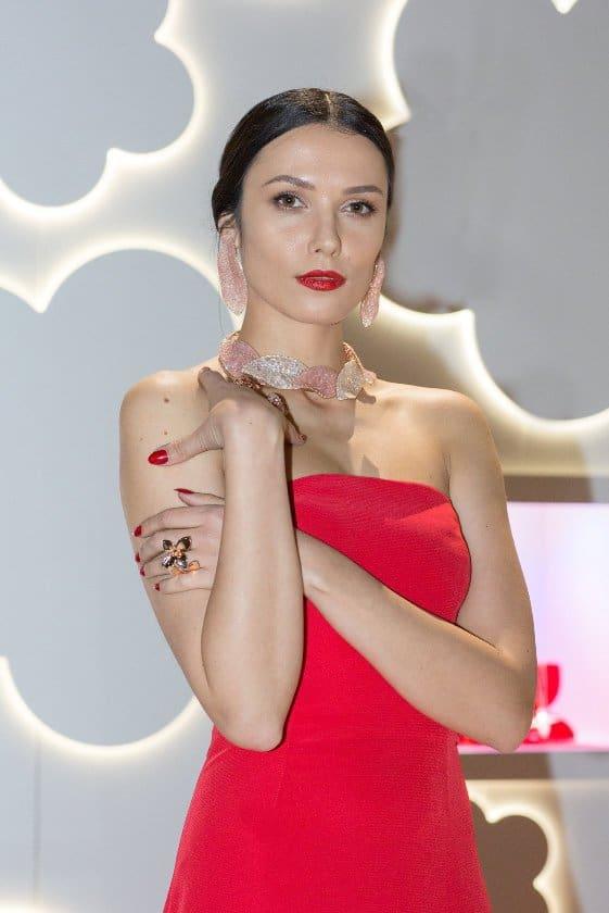 Striking jewellery at basel World 2018