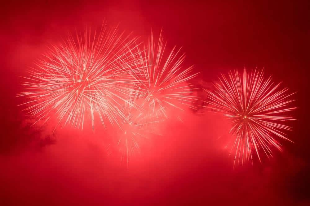 Photo Highlights Oensingen Firework Display 2018