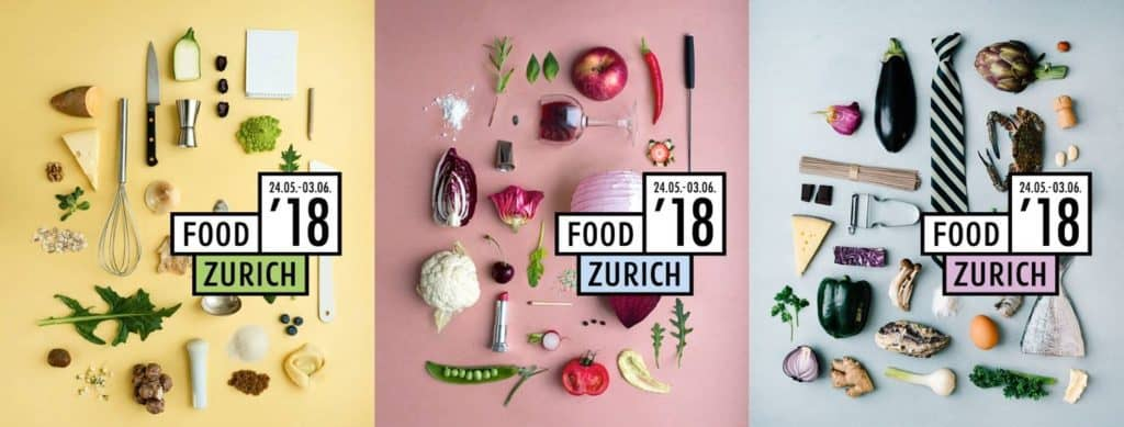 FOOD ZURICH 2018 - The 3rd Edition