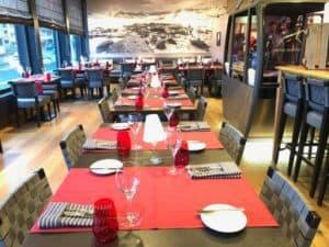 Marriott Zurich Der Dreier Menu at Restaurant eCHo