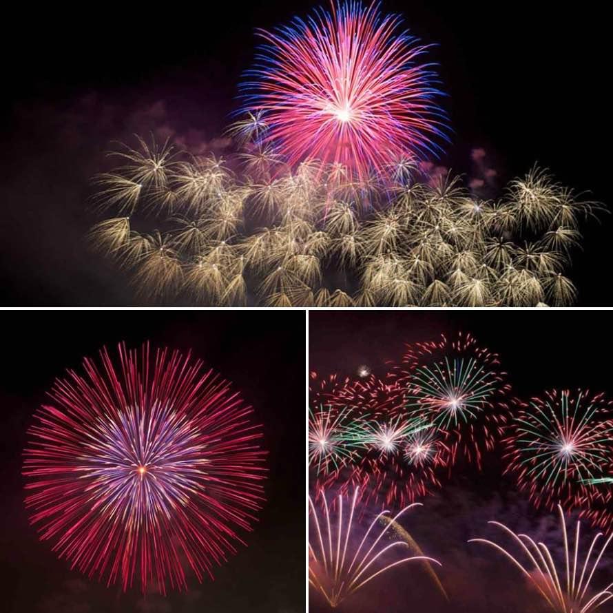 Oensingen Fireworks 2012