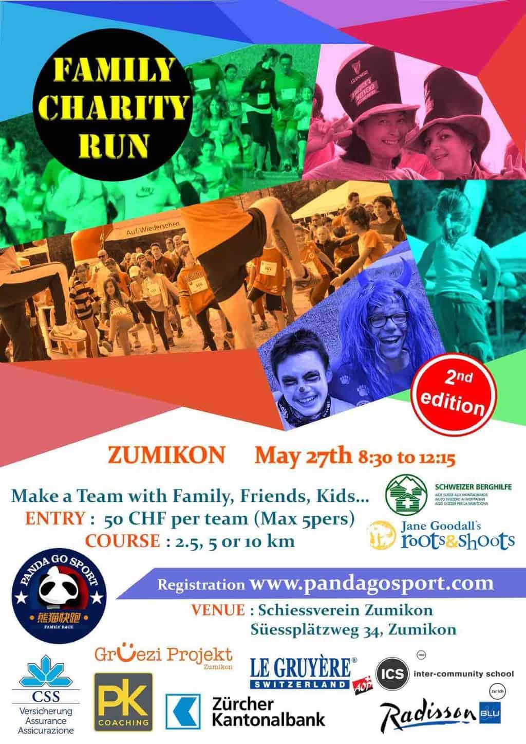 PandaGo Comes Back for 2018 - Family Fun Run
