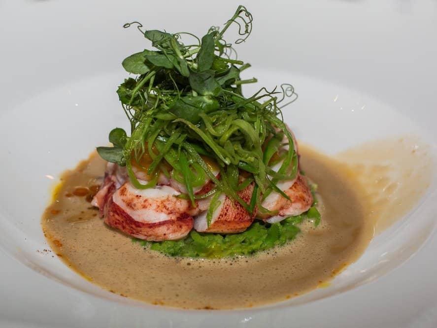 Sapori Ticino Gala Dinner at Hotel Schweizerhof Bern