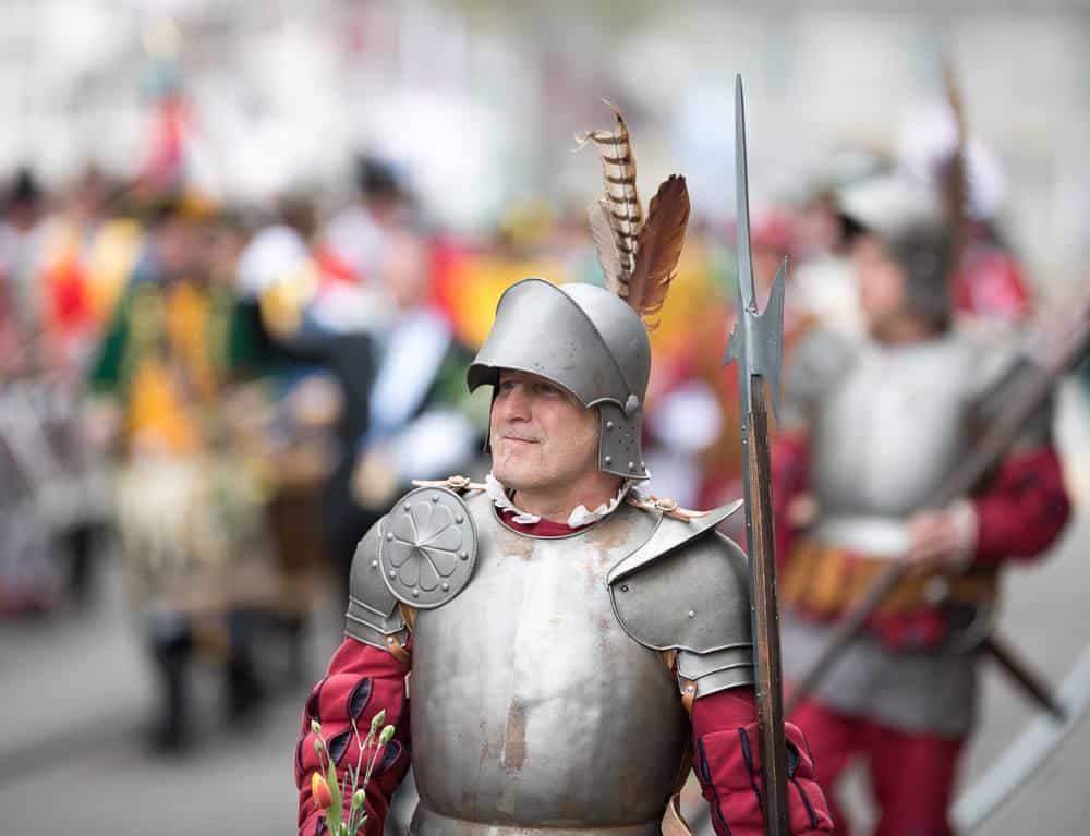 Sechseläuten 2018 Guilds Parades