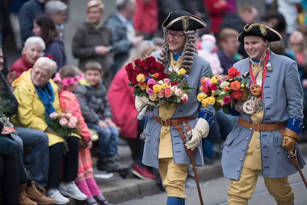 Sechseläuten 2018 and The Guilds Parades