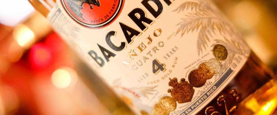 BACARDI Cuatro Launch at Zurich's Simplon Bar