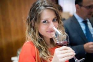 Merlot Wine tasting at the Widder Hotel