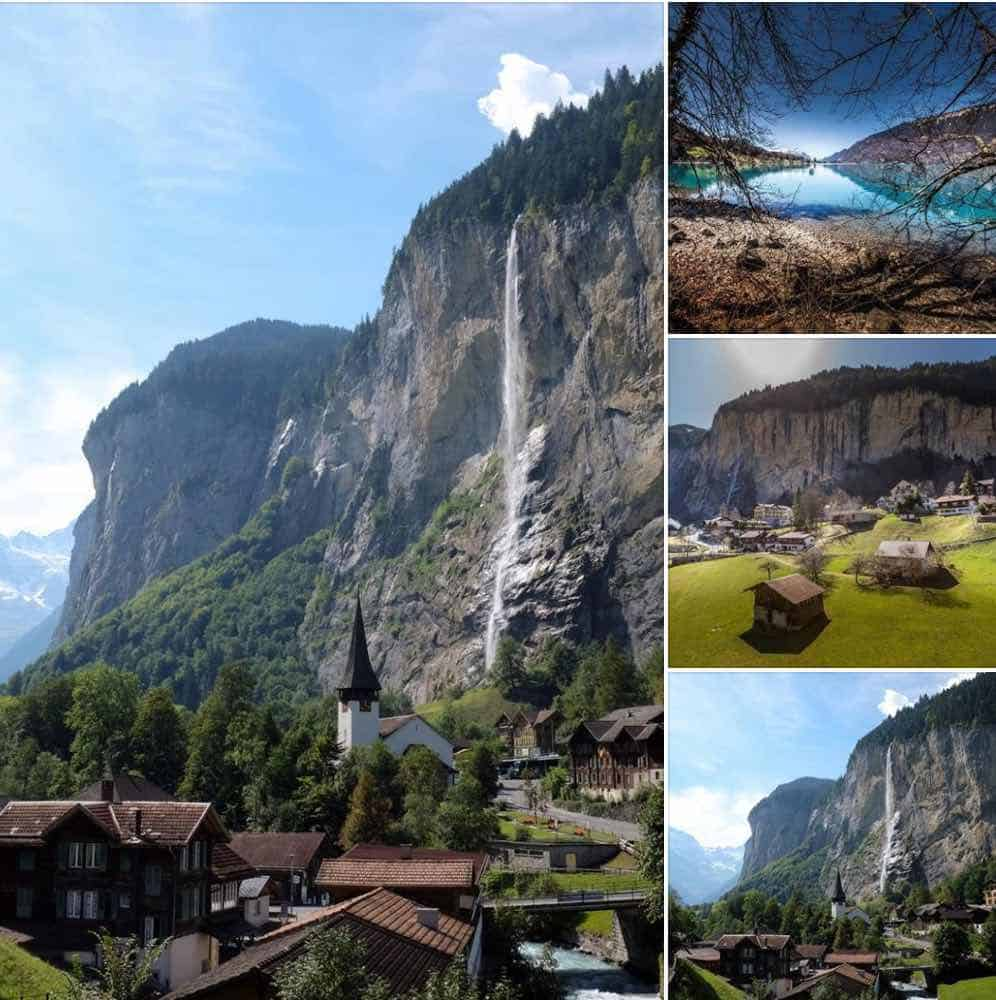A Day Trip to Lauterbrunnen - Stunning Scenery & Lots To See