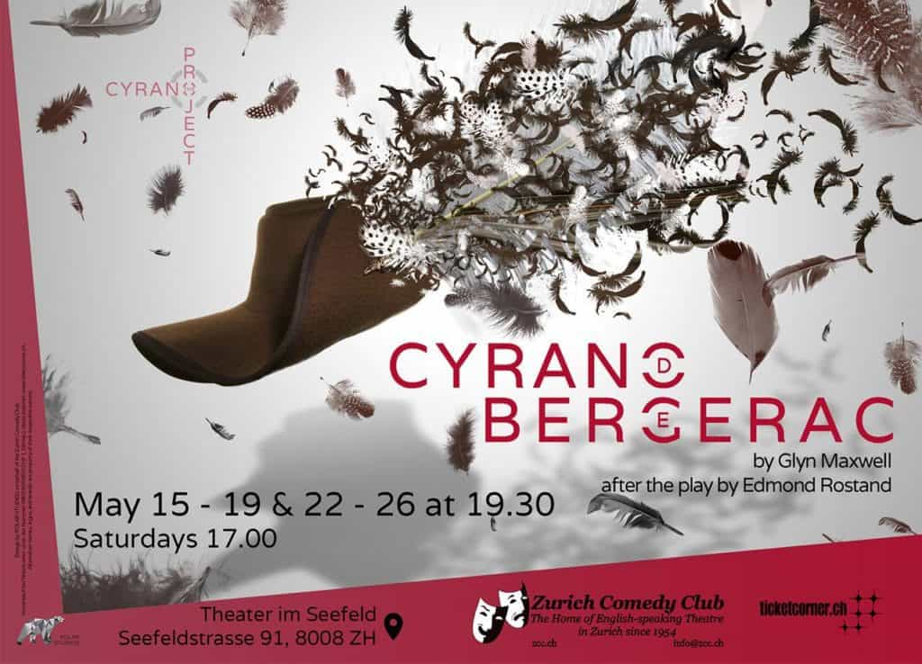 Cyrano de Bergerac - English Theatre in Zurich with ZCC