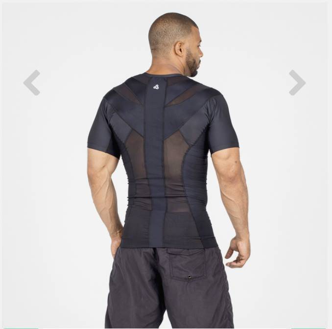 95eec171bea30 Reviewing the AlignMed Posture Shirt   NewinZurich – Your Guide To ...
