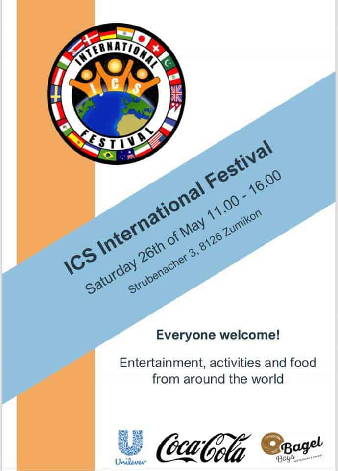 ICS International Festival 2018
