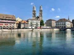 What's On In Zurich End of May Early June 2018