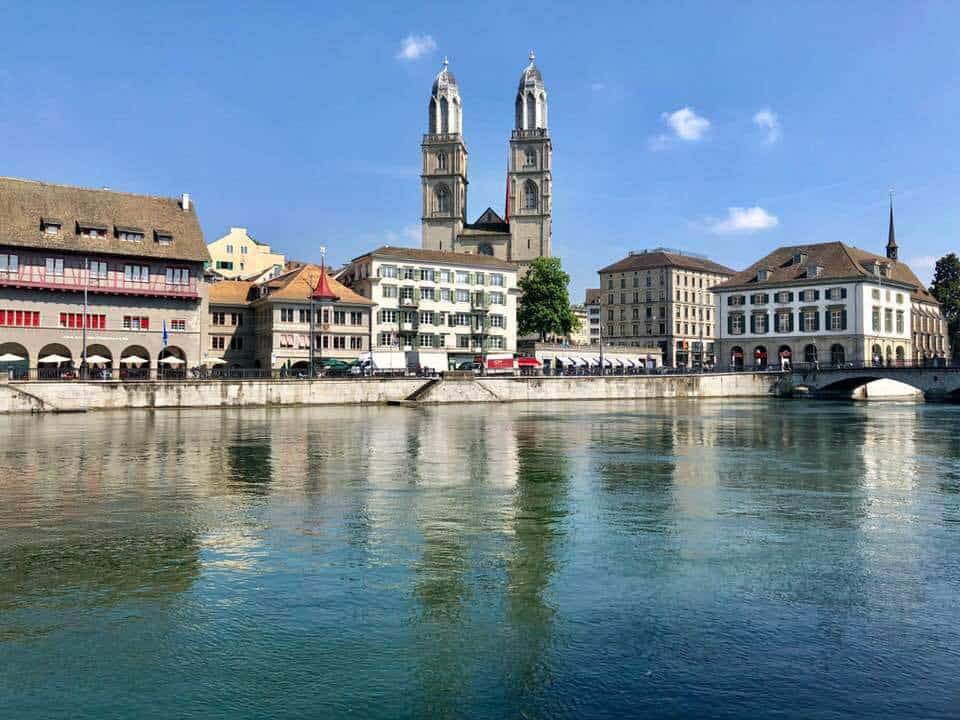 What's On in Zurich Beginning of September 2018