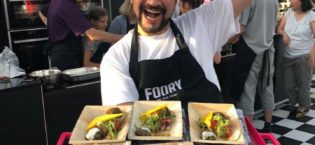 Fooby at Zurich Street Food Festival