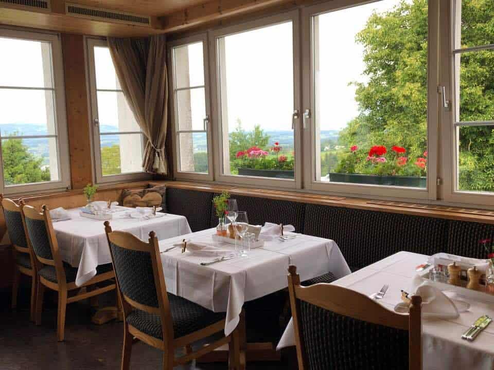 Hotel Restaurant Wassberg Forch