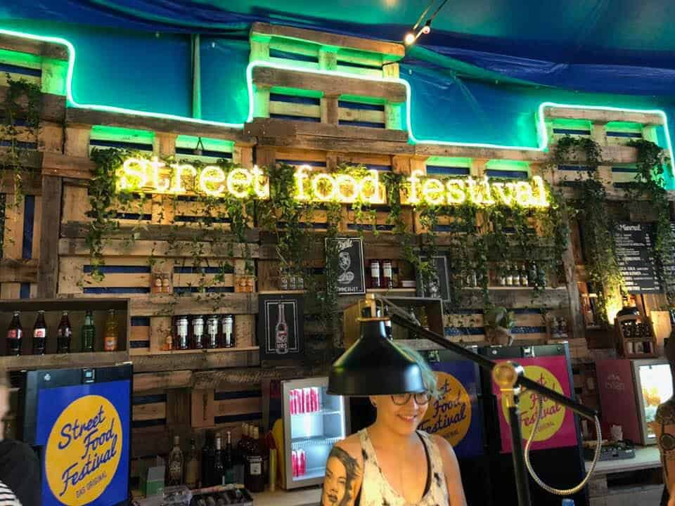 Bar at Zurich Street Food Festival 2018