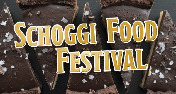 Schoggi Food Festival - Chocolate Day at Maestrani