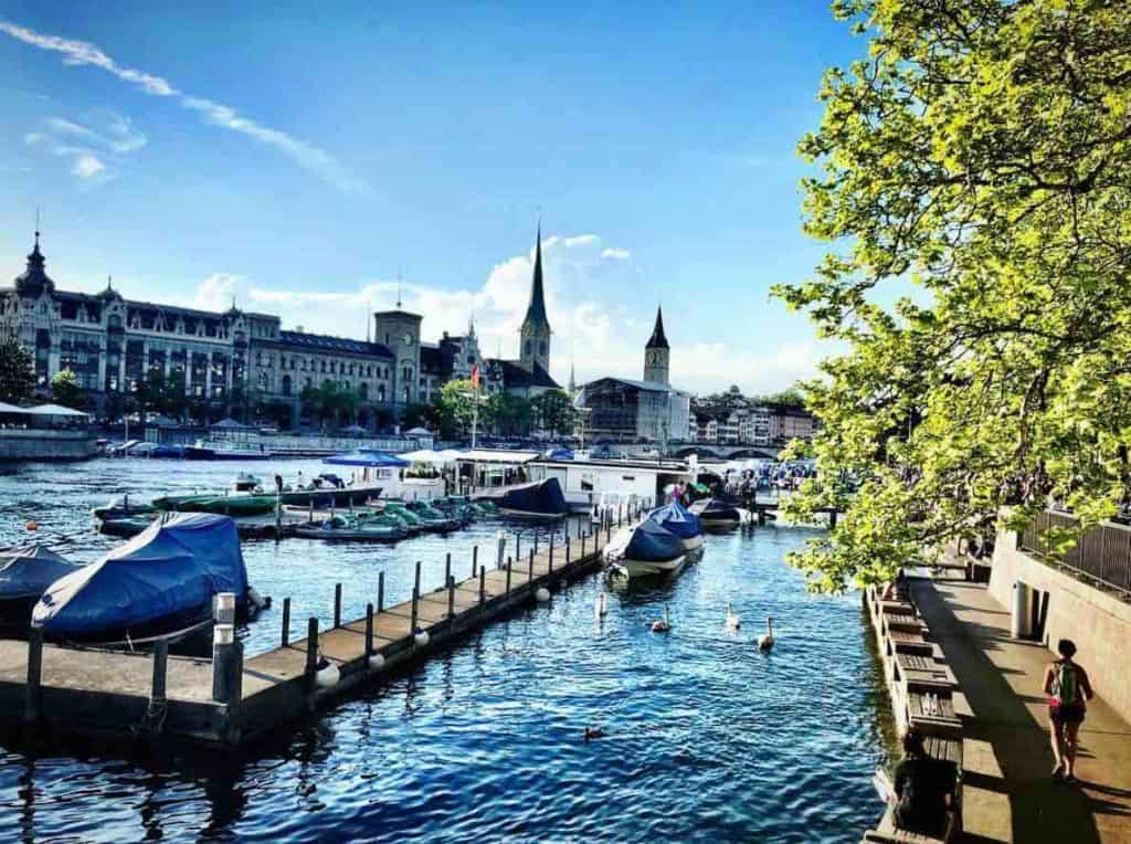 What's On In Zurich End of May 2018 Onwards