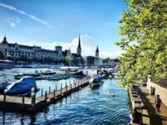 What's On in Zurich Mid May 2019 Onwards