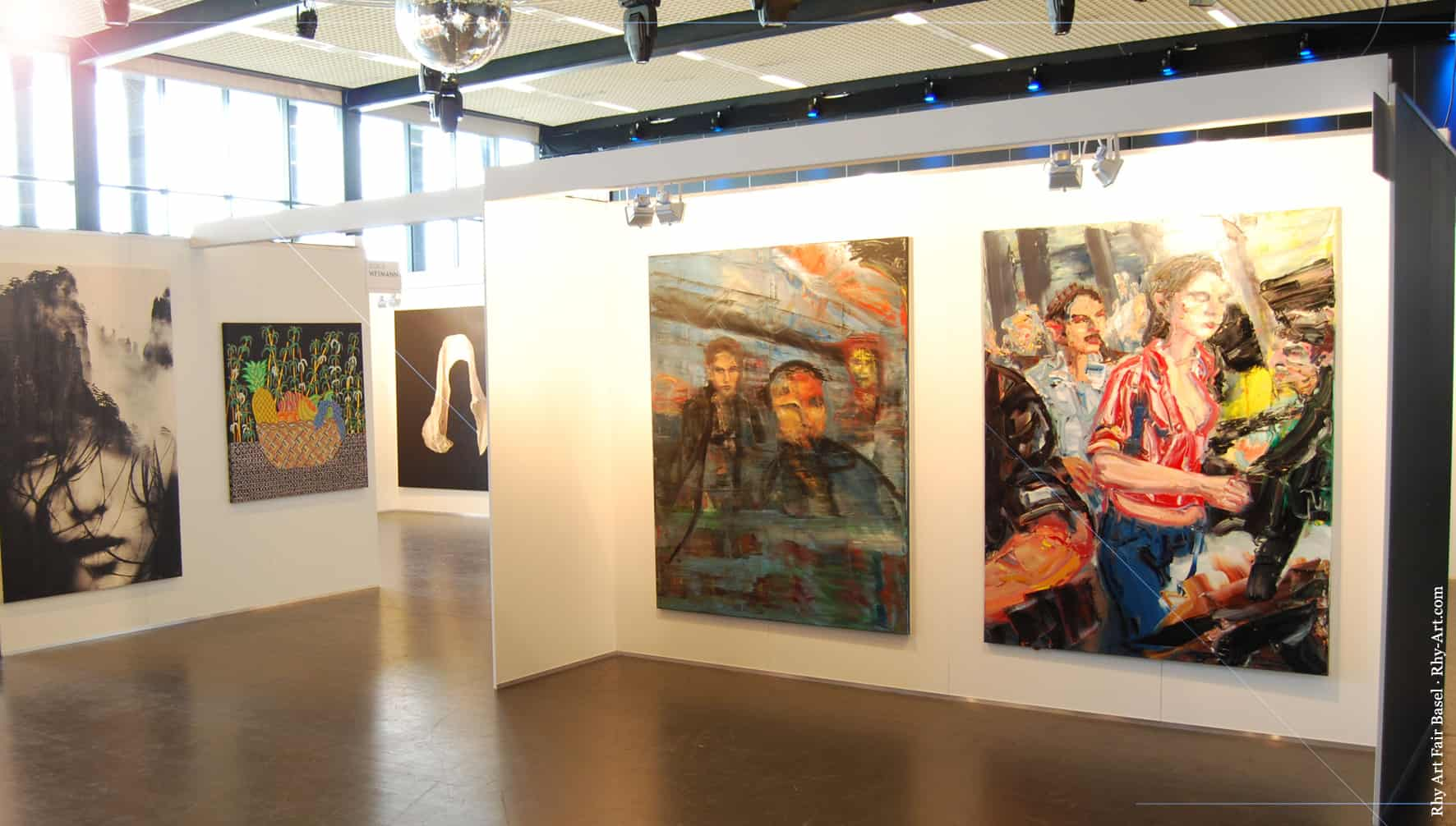 Win Tickets for RHY ART FAIR Basel !