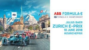 Forumula E Zurich