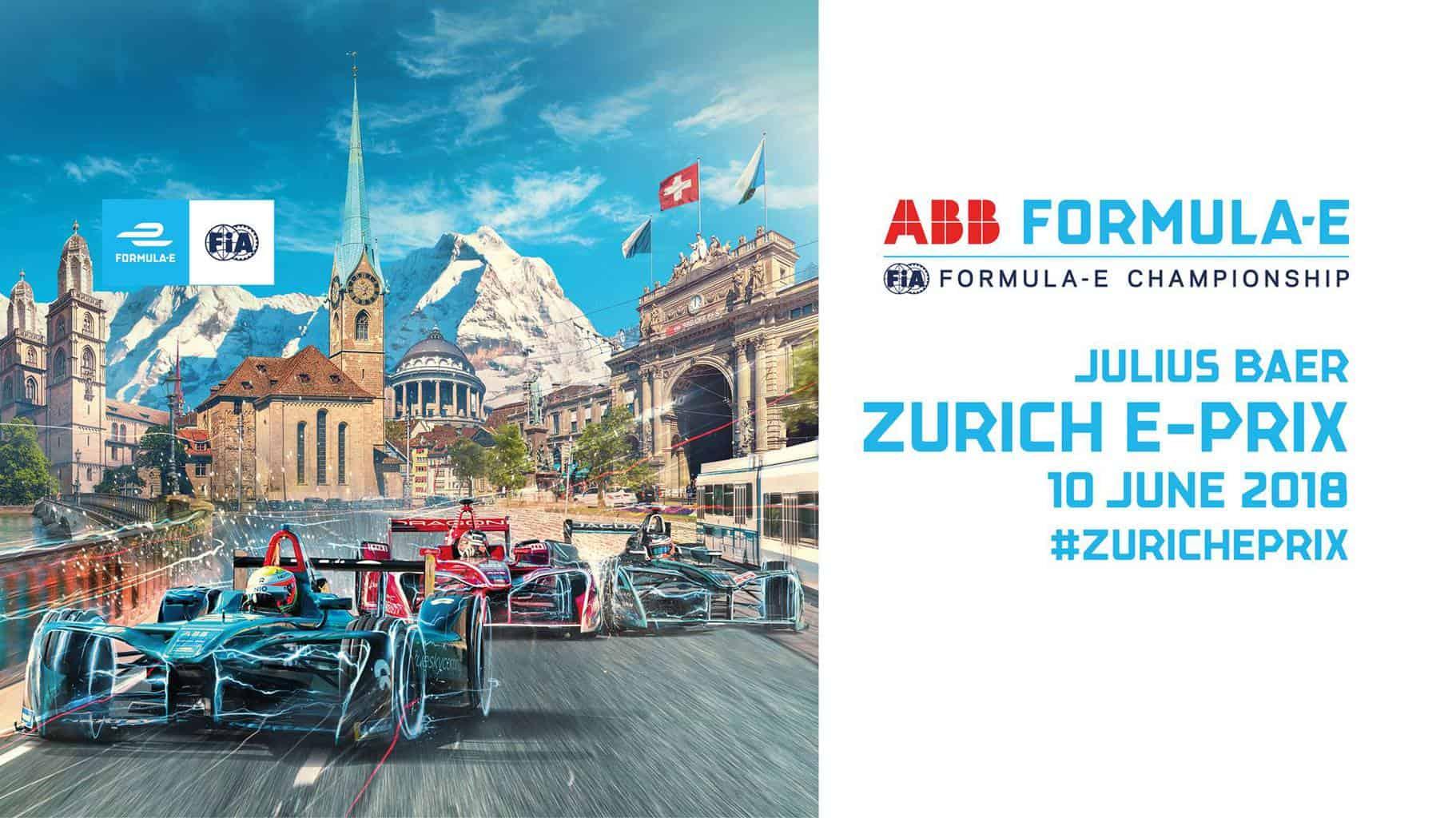 ABB Formula E Zurich - Julius Baer Zurich E-Prix