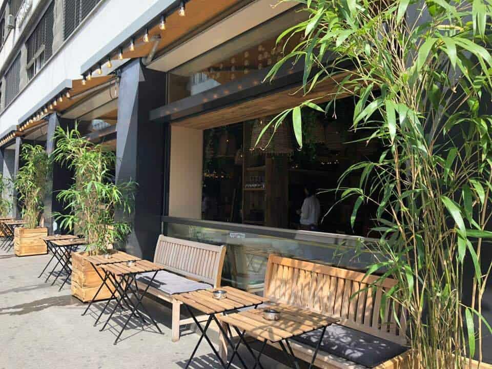Yuma Urban-Vintage Street Food Restaurant Zurich