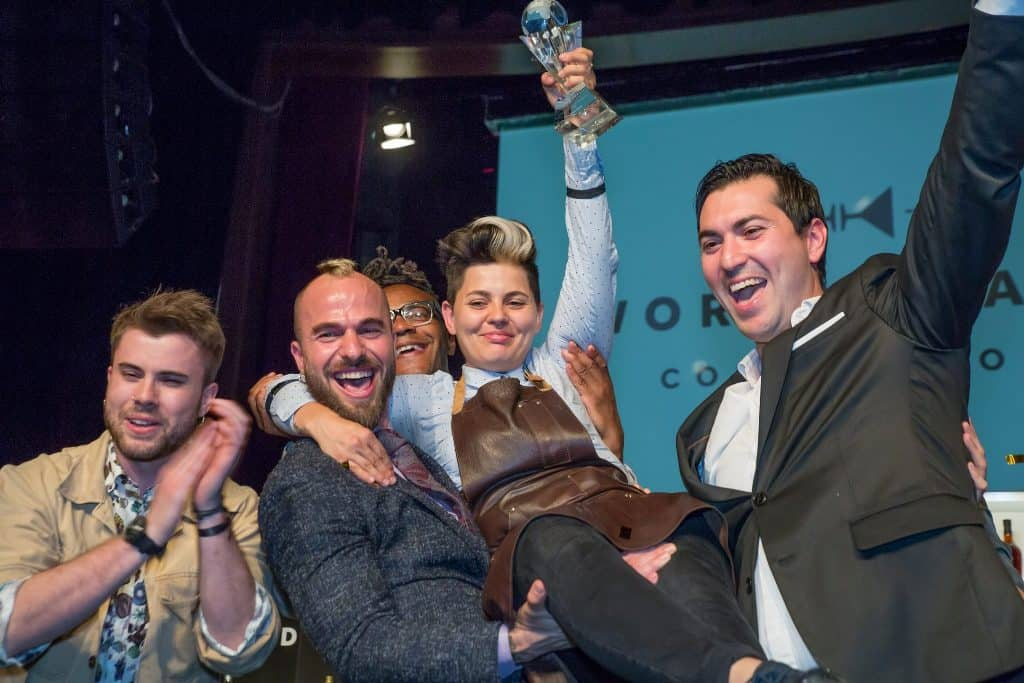 Diageo World Class Contest - Best Barman in Switzerland